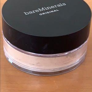 bareMinerals Makeup - Bare Minerals Original Foundation Fairly Medium